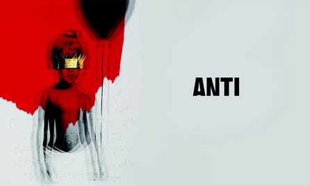 Copertina Rosso Sangue Per Il Nuovo Album Di Rihanna Anti Divina Fm