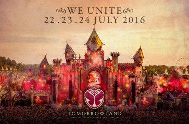 Tomorrowland 23 e 24 luglio 2016, la line up !