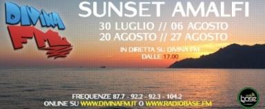 L'estate ad Amalfi in Diretta su Radio Divina Fm e Radio Base