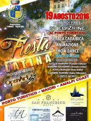 Fiesta Latina @ Maiori