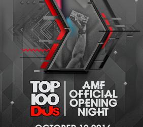 Amsterdam Dance Event : i TOP 100 DJs del 2016
